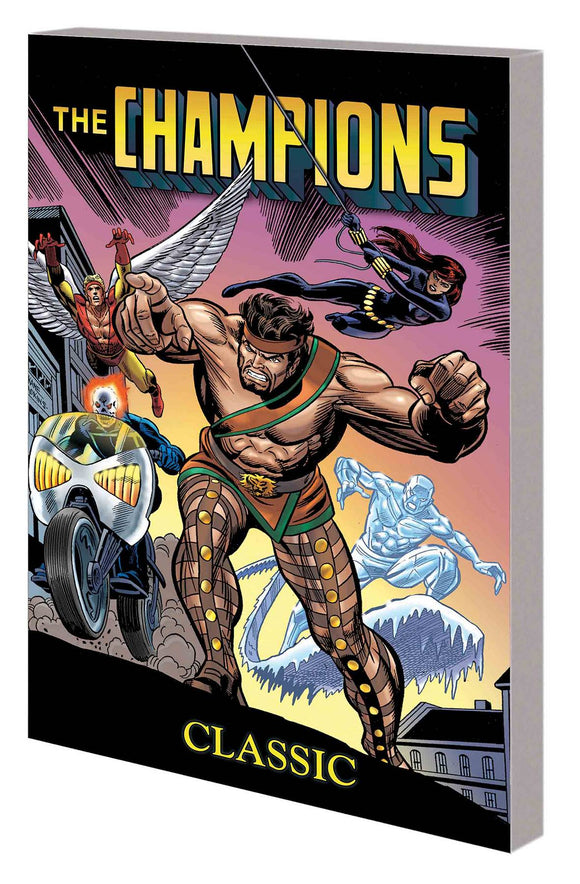 CHAMPIONS CLASSIC COMPLETE COLLECTION TP