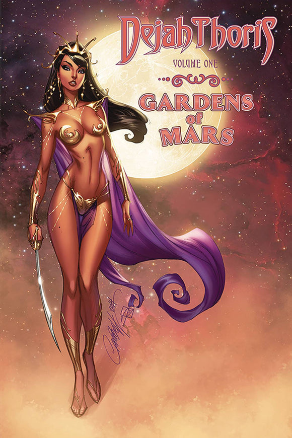 DEJAH THORIS 2018 TP VOL 01 GARDENS OF MARS