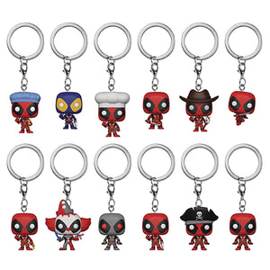 POCKET POP KEYCHAIN MARVEL DEADPOOL BLIND BAG