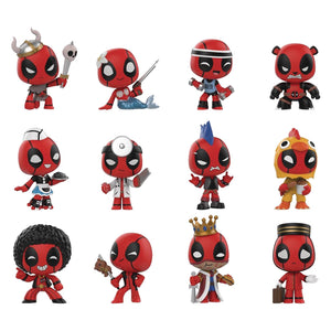 MYSTERY MINIS DEADPOOL PLAYTIME