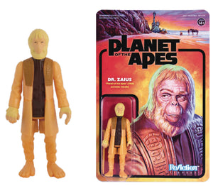 PLANET OF THE APES DOCTOR ZAIUS REACTION FIGURE