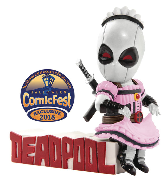 HCF 2018 MARVEL MEA-004 DEADPOOL SERVANT PX FIG XFORCE