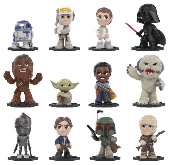 MYSTERY MINIS STAR WARS EMPIRE STRIKES BACK