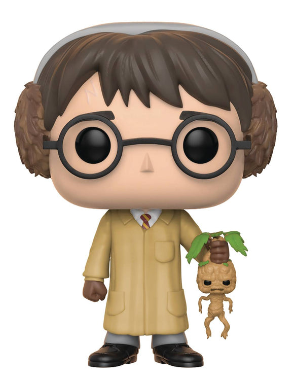 POP HARRY POTTER 55 HARRY POTTER HERBOLOGY