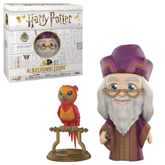 5 STAR HARRY POTTER ALBUS DUMBLEDORE