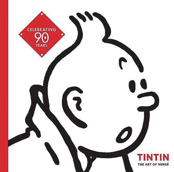TINTIN ART OF HERGE SC