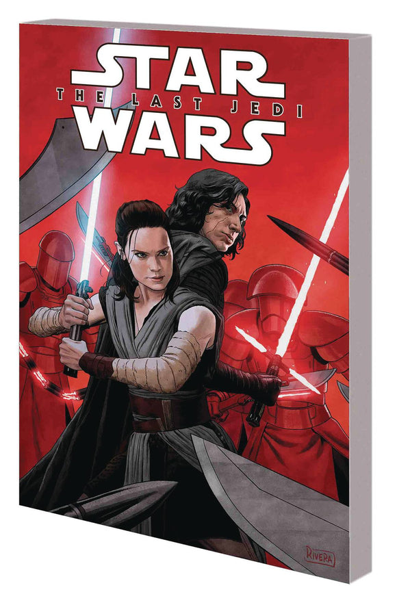 STAR WARS TP LAST JEDI ADAPTATION