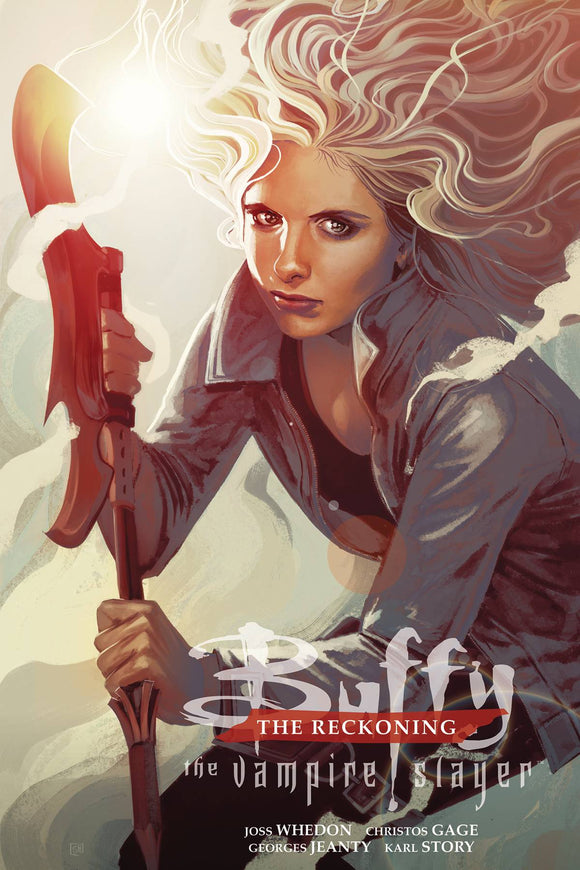 BUFFY THE VAMPIRE SLAYER SEASON 12 TP THE RECKONING