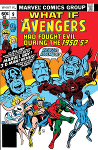 TRUE BELIEVERS WHAT IF AVENGERS FOUGHT EVIL DURING 195