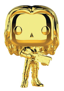 POP MARVEL 382 MARVEL STUDIOS 10TH GAMORA GOLD CHROME