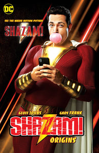 SHAZAM ORIGINS TP NEW ED
