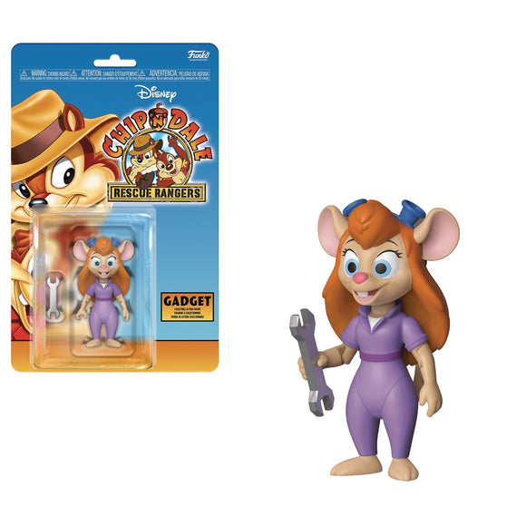 DISNEY AFTERNOON ACTION FIGURE GADGET
