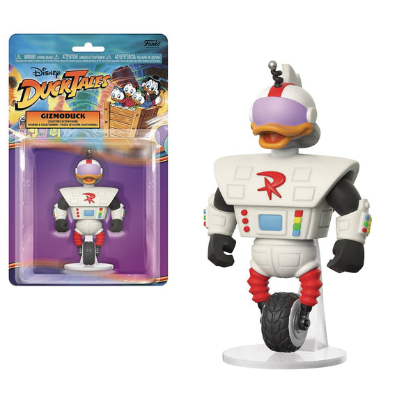DISNEY AFTERNOON ACTION FIGURE GIZMODUCK