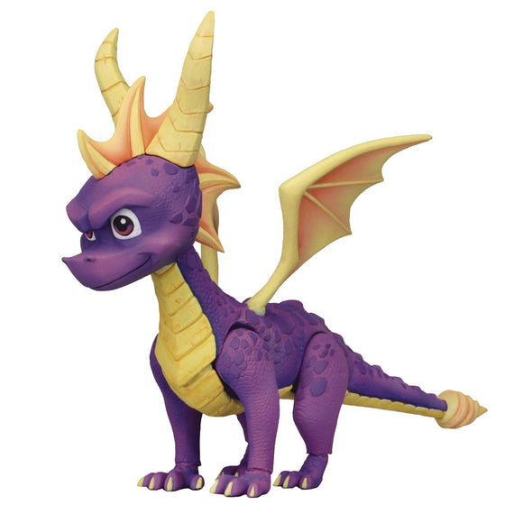 SPYRO THE DRAGON SPYRO ACTION FIGURE