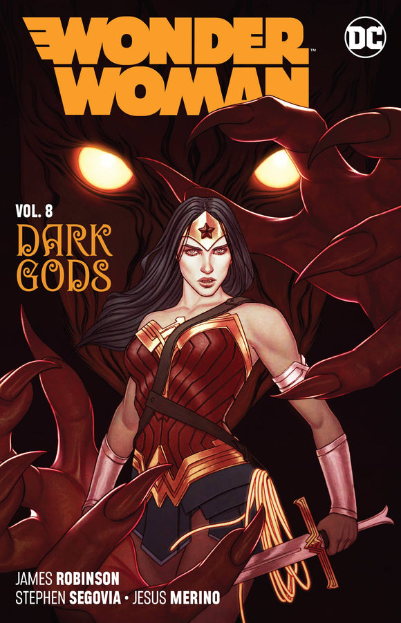 WONDER WOMAN TP VOL 08 DARK GODS