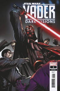 STAR WARS VADER DARK VISIONS #2 (OF 5) SANDOVAL VAR