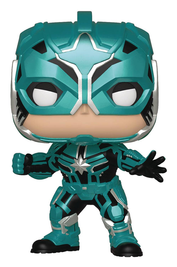 POP MARVEL 429 CAPTAIN MARVEL YON-ROGG