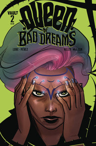 QUEEN OF BAD DREAMS #2