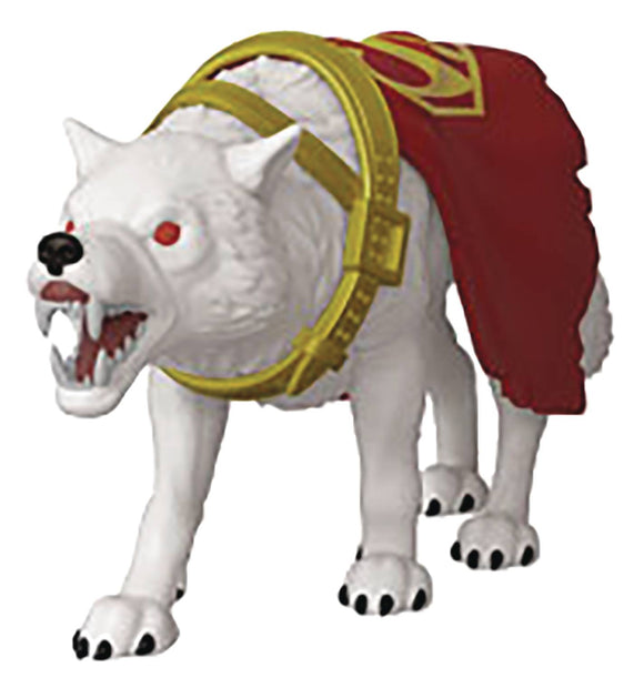 DC PRIMAL AGE ACTION FIGURE KRYPTO THE SUPERDOG