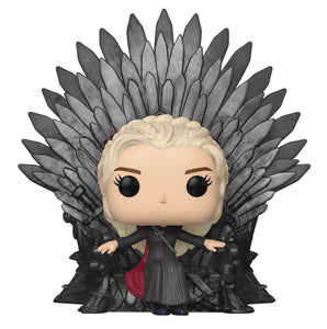POP GAME OF THRONES 75 DLX DAENERYS ON THRONE