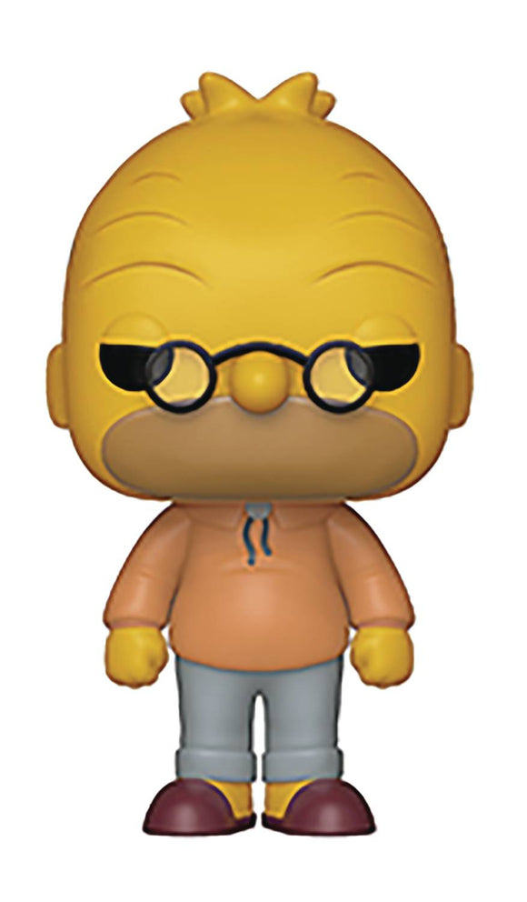 POP ANIMATION 499 SIMPSONS ABE