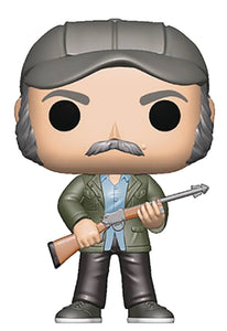 POP MOVIES 757 JAWS QUINT