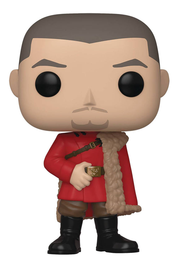 POP HARRY POTTER 89 VIKTOR KRUM (YULE)