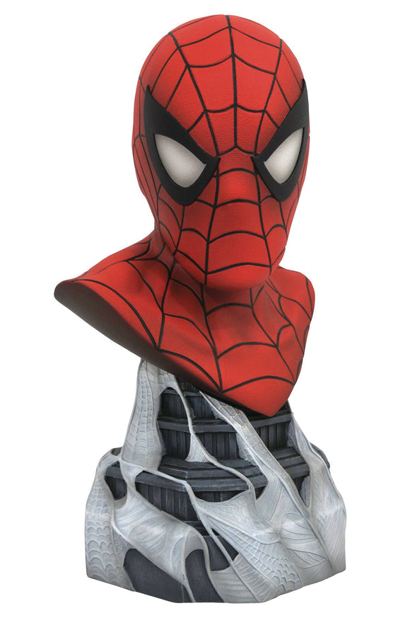 LEGENDS IN 3D MARVEL SPIDER-MAN 1/2 SCALE BUST