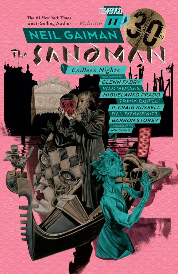 SANDMAN TP VOL 11 ENDLESS NIGHTS 30TH ANNIV ED