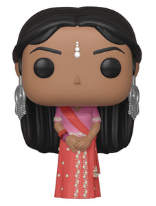 POP HARRY POTTER 99 PADMA PATIL (YULE)