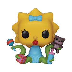 POP ANIMATION 823 SIMPSONS ALIEN MAGGIE
