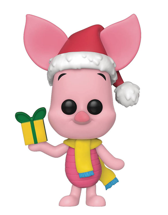 POP DISNEY 615 HOLIDAY PIGLET VIN FIG