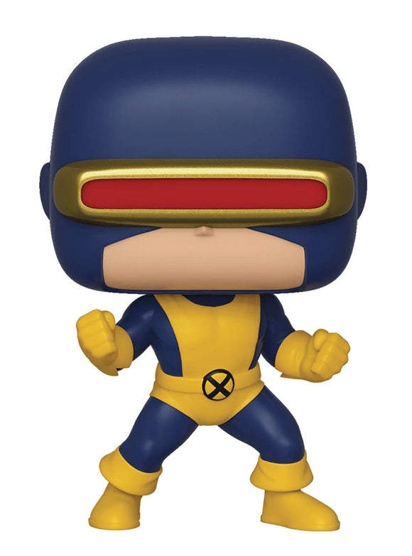 POP MARVEL 502 80TH 1ST APPEARANCE CYCLOPS