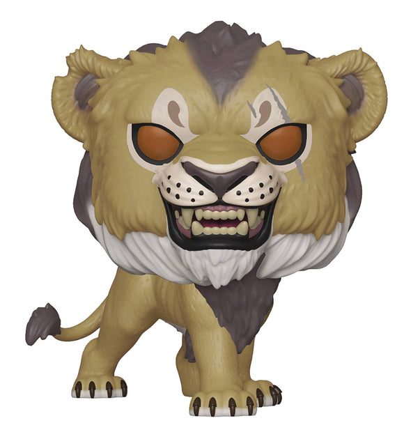 POP DISNEY 548 LION KING 2019 SCAR