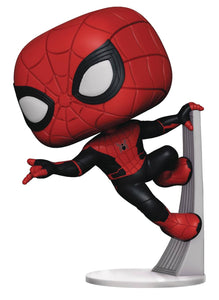 POP MARVEL 470 SPIDER-MAN FAR FROM HOME SPIDER-MAN UPGRADED SUIT