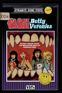 RED SONJA VAMPIRELLA BETTY VERONICA #4 CVR B HACK