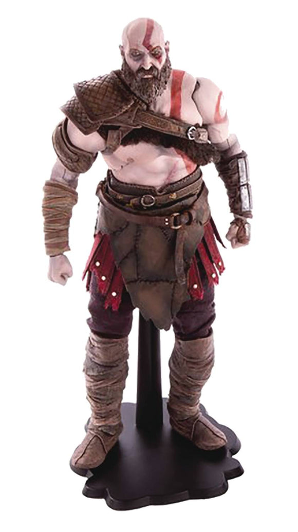 GOD OF WAR KRATOS 1/6 SCALE DELUXE COLLECTIBLE FIGURE