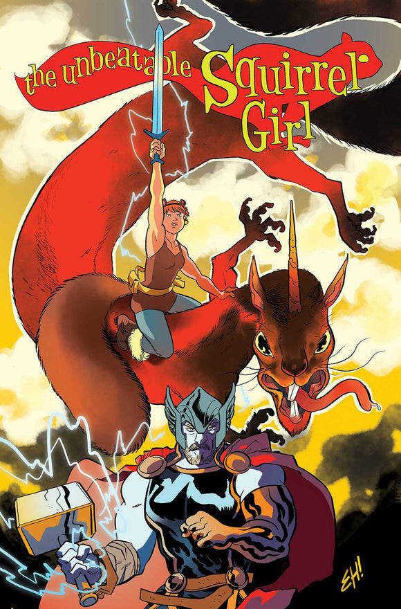 UNBEATABLE SQUIRREL GIRL TP VOL 11 CALL YOUR SQUIRRELF