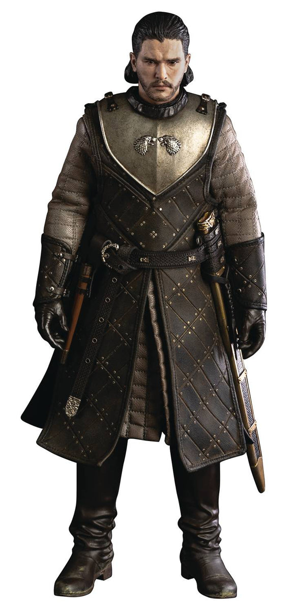 GAME OF THRONES JON SNOW S8 1/6 SCALE FIG