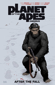PLANET OF APES AFTER FALL OMNIBUS TP