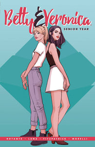 BETTY & VERONICA SENIOR YEAR TP
