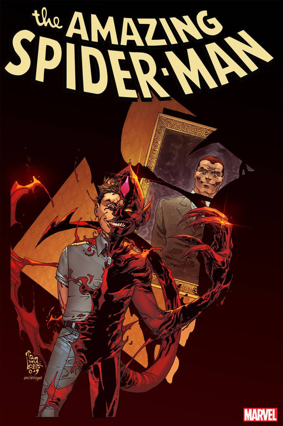 AMAZING SPIDER-MAN #30 CAMUNCOLI CODEX VAR AC (2018)