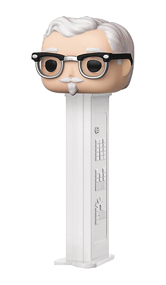 POP PEZ KFC COLONEL SANDERS