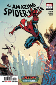 AMAZING SPIDER-MAN #32 AC (2018)