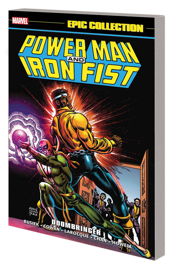 POWER MAN AND IRON FIST EPIC COLLECTION TP DOOMBRINGER