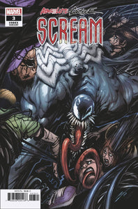ABSOLUTE CARNAGE SCREAM #3 (OF 3) CODEX VAR AC