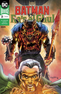 BATMAN VS RAS AL GHUL #3 (OF 6)