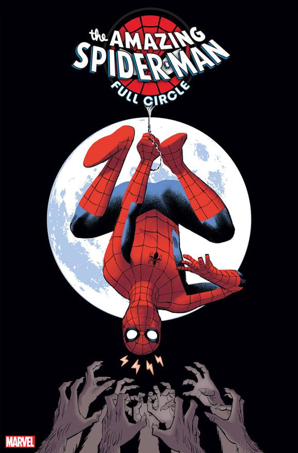 AMAZING SPIDER-MAN FULL CIRCLE #1 SMALLWOOD VAR