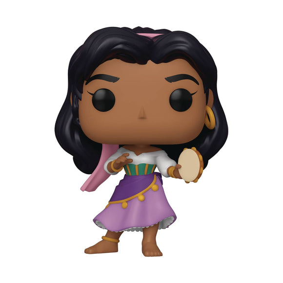 POP DISNEY 635 HUNCHBACK OF NOTRE DAME ESMERALDA