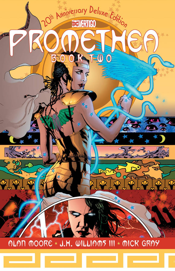 PROMETHEA THE DELUXE EDITION HC VOL 02